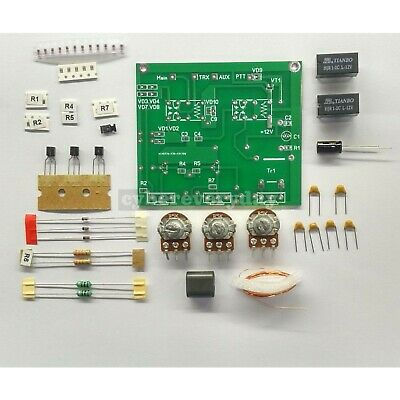 $ CDN38.52 • Buy Assembled Board QRM Eliminator X-phase 1-30MHZ HF Bands Amplifier Parts For SDR
