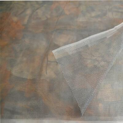 Kct Camouflage Net Clear View Hide Shooting Hunting Woodland Netting 3m X 1.6m • 11.95£