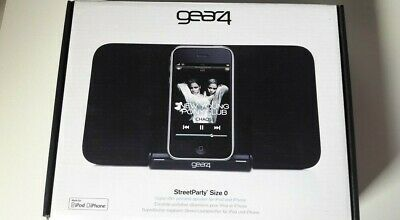 Gear4 Street Party Size 0 WITH IPhone 3GS • 10£