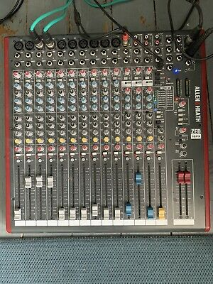 Allen & Heath Xone Zed-16fx Mixing Desk • 310£