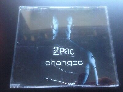 2Pac ‎– Changes (1998) CD Single • 0.99£