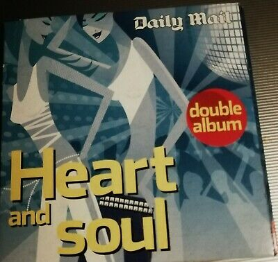 Heart And Soul Double CD Daily Mail Promo • 0.99£