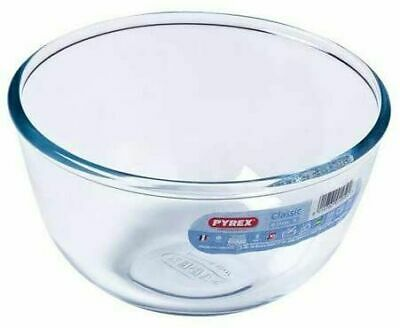 Pyrex Classic Glass 0.5 L Mixing Bowl Ovenproof  Microwave & Dishwasher SAFE UK • 6.75£