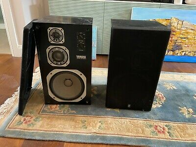AU500 • Buy Yamaha NS-200M Speakers - Black