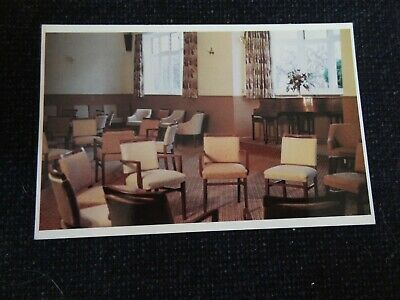 Dining Room Herne Bay Court Postcard Canterbury Kent - 31857 • 3£