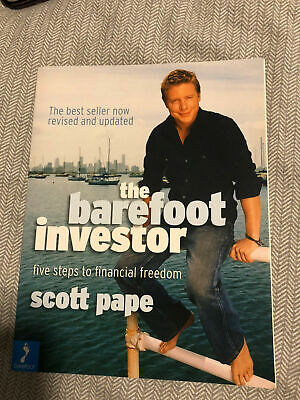 AU18 • Buy The Barefoot Investor: Five Steps To Financial Freedom By Scott Pape Money Guide