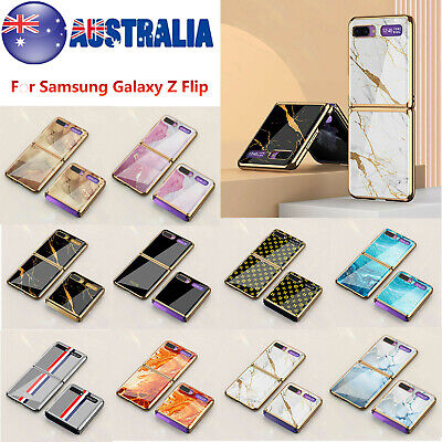 AU27.88 • Buy Fashion Phone Case Cover Protective Shell Skin For Samsung Galaxy Z Flip Phone