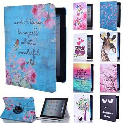 £9.79 • Buy For Apple IPad 8 2020 8th Generation 10.2-inch Smart Case 360° Rotating Cover