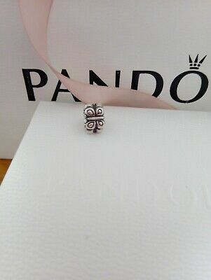 AU14 • Buy Pandora Butterfly Charm Sterling Silver ALE Genuine Authentic Retired