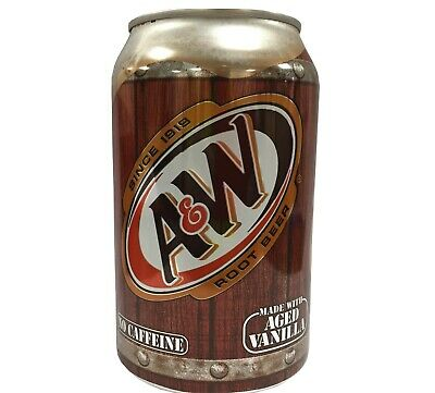 A&W Root Beer USA  Import 12 X 355 Ml. Free Shipping • 18.75£