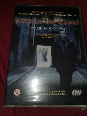 Wire In The Blood Series 1 Dvd  • 3.50£