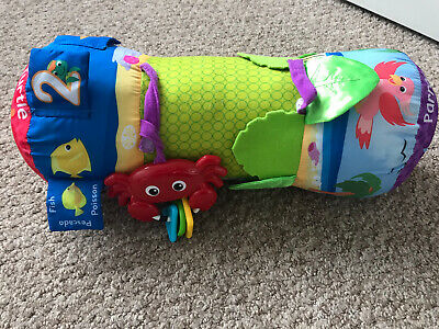 Baby Tummy Time Roller Pillow • 1.30£