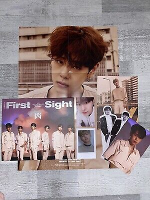 Wei Identity : First Sight Kpop Album • 14£