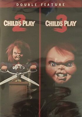 Child's Play 2 / Child's Play 3 [Double Feature] • 7.15£