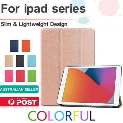 AU15.88 • Buy Slim Stand Case For IPad 7/8/9th Gen10.2 2021 5/6th 9.7 Mini45 Air3 Pro10.5cover