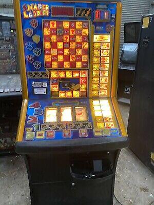 Fruit Machine - £5 Jackpot Snakes And Ladders Coin Operated Fully Licensed • 250£