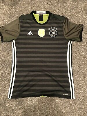 Men's Adidas Germany Football Jersey, Size M, Perfect Condition • 20£
