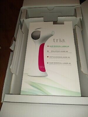View Details Tria Hair Removal Laser 4x Cordless Diode Skincare Body Face Beauty Fuchsia - • 78.00£