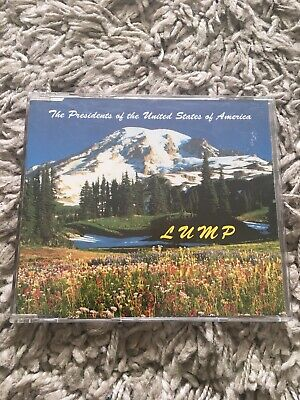The Presidents Of The United States Of America - Lump CD Single • 0.99£