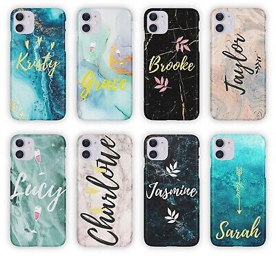 Personalised Phone Case Cover Name Initials For Huawei Models • 3.99£