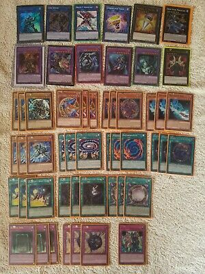 AU299.69 • Buy Yugioh - Tournament Ready Dark Magician Girl Dragon Deck Card Sleeves And Box Nm