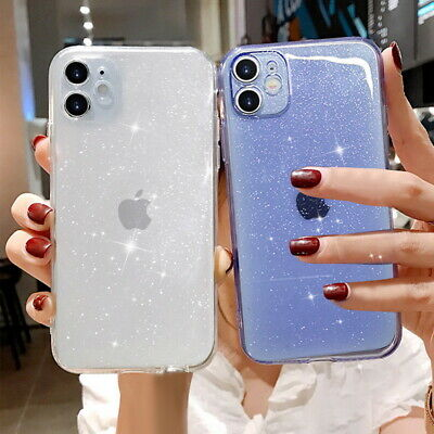AU7.99 • Buy Shockproof Bling Glitter Case Slim Cover For IPhone 11 SE2 XR 7 8 Plus XS Max
