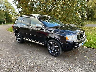 2015 Volvo XC90 2.4 D5 R-Design (Premium Pack) Geartronic AWD 5dr SUV Automatic • 10,995£
