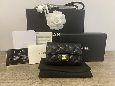 AU1080 • Buy Brand New 2020 Chanel Classic Card Holder Wallet