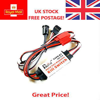 £14.99 • Buy RCEXL Optical Kill Switch RC Gas Petrol Engine UK STOCK FREE DELIVERY DLE DA AGM