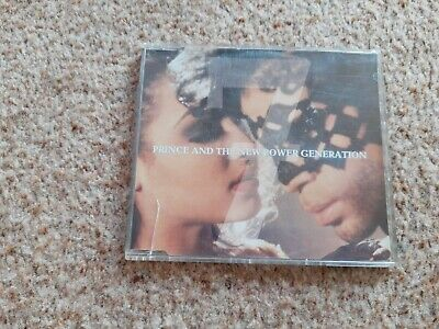 Prince And The New Generation - Single CD - Good Condition • 0.99£
