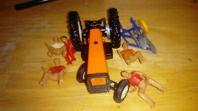 Britains Tractor, Plough And Drivers  • 4.99£