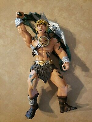 $17 • Buy Masters Of The Universe 2001 He-Man Action Figure MATTEL C2