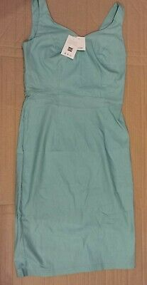 Grace Karin Teal Dress Size M #45 • 10£
