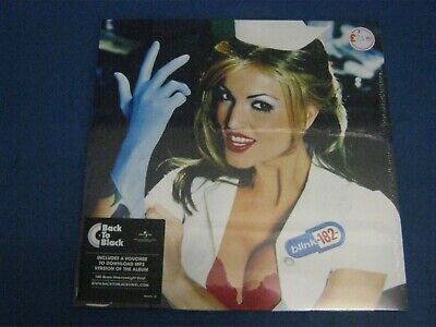 RECORD ALBUM BLINK-182 ENEMA OF THE STATE New Sealed 3839 • 16£