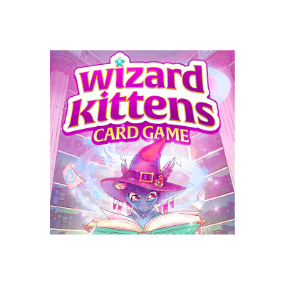 Wizard Kittens Card Game • 14.99£