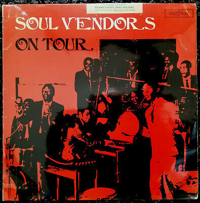 Soul Vendor On Tour *** Studio One *** Original Uk *** 1967 • 23£