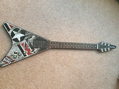 WowWee Paper Jamz Childrens Guitar Strap Missing. • 5.20£