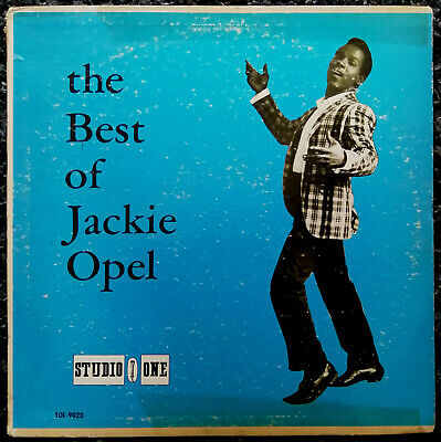 Jackie Opel *** Best Of *** Studio One *** Original Ja *** 1970 • 20£
