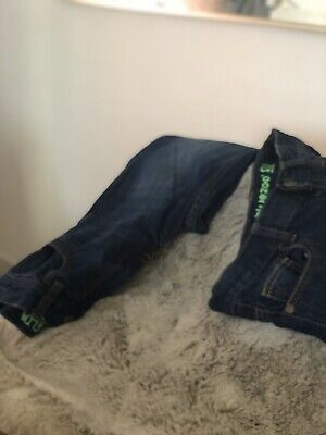 Boys Blue Zoo Jeans From Debenhams X2 Pairs Slim Fit Age 10 Years Fab Condition • 6£