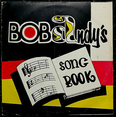 Bob Andy *** Song Book *** Studio One *** Original Ja *** 1972 • 23£