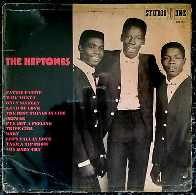 The Heptones *** Studio One *** Original Ja *** 1967 • 20£