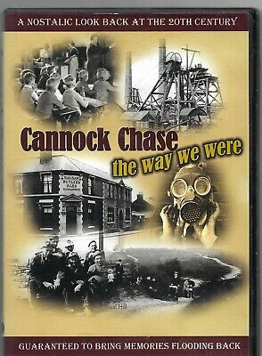 Cannock Chase - The Way We Were - DVD • 0.99£