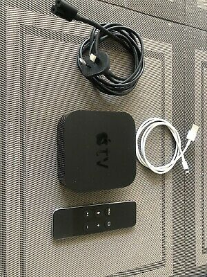 AU127.50 • Buy Apple TV (4th Generation) 32GB HD Media Streamer - A1625