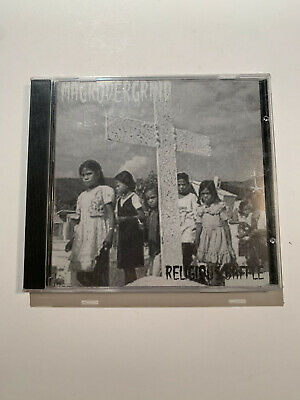 $44.95 • Buy  Magrudergrind – Religious Baffle CD - Self Released NEW SEALED