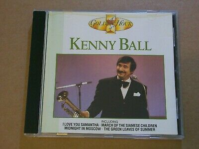 £0.99 • Buy  Kenny Ball : A Golden Hour Of Kenny Ball - CD Album (1990, Knight Records)