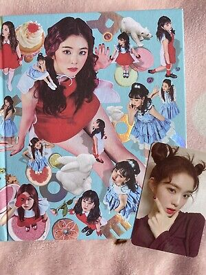 Kpop Red Velvet Rookie Album Irene Cover With Irene Photocard READ DESCRIPTION • 20£