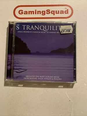 Tranquility CD, Supplied By Gaming Squad • 2.50£