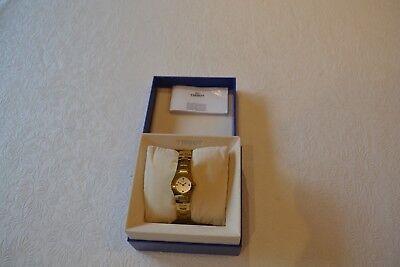 AU395 • Buy Unwanted Tissot Women's Gold Watch Perfect Gift For Christmas