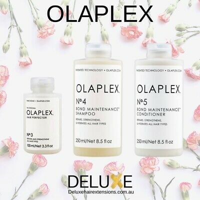 AU129 • Buy Olaplex No3 No4 No5 Wholesale Box Australian Stock
