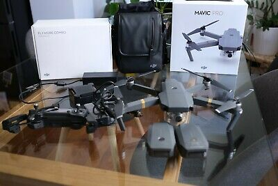 AU750 • Buy DJI Mavic Pro With The Fly More Combo Kit
